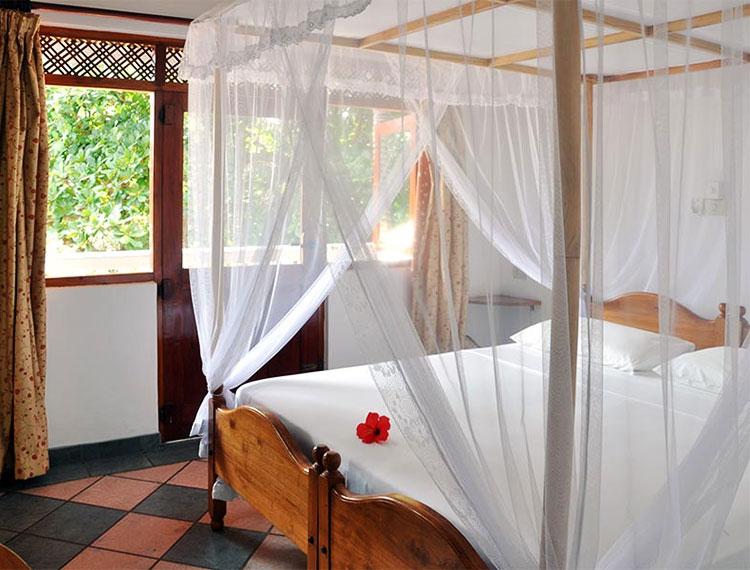 Kingdom Ayurveda Resort - Centro Specializzato trattamenti Ayurvedici in Sri Lanka - Panoramica stanza