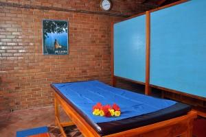 Kingdom Ayurveda Resort - trattamento ayurvedico massaggio