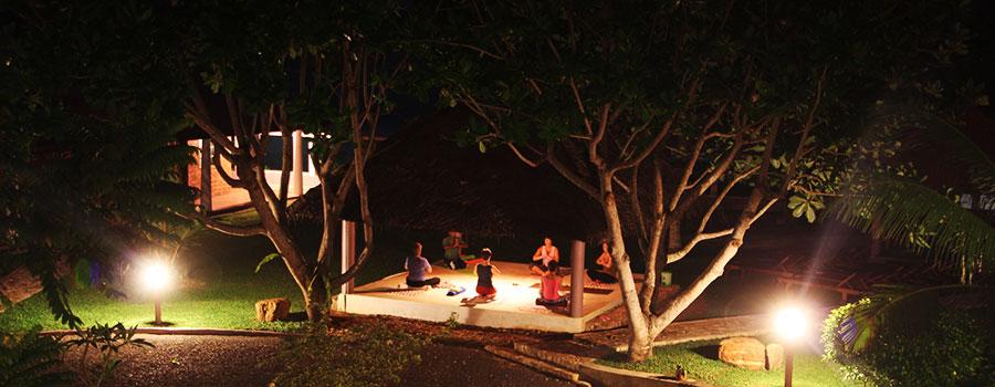 Kingdom Ayurveda Resort - Centro specializzato Yoga e Meditazione